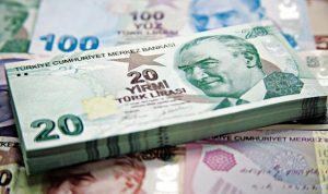 Der USD / TRY zielt weiterhin auf 6,00 für die Lira-Schwäche ab