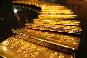Wie Magie schwebt Gold um 1.280 $