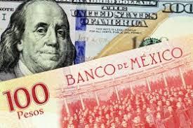 US-Dollar Nähert Sich Einem Wendepunkt Gegen Mexikanischen Peso